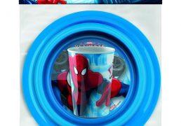 Mealtime Pp Bag Set Spiderman The Ultim.