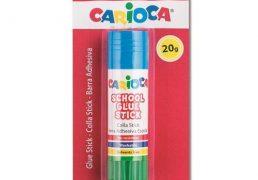 CARIOCA COLLA STICK GR.20 PZ.1 BLISTER