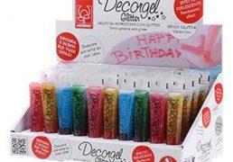 Decorgel Glitter 20g Colori Ass.