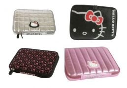 COVER PC 15' HELLO KITTY COLOR ASS.