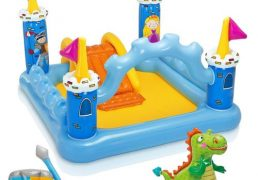 Playcenter Castello Cm.185x152 Gonf.