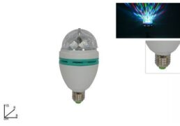 Lampadina Led Party Psichedelica