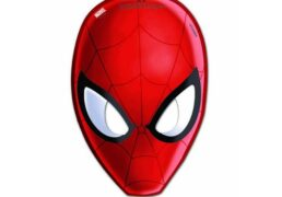Mascherine Spiderman Web Warriors  Cf6