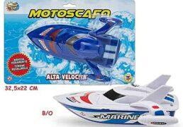 Motoscafo Alta Velocita' 2 Col.