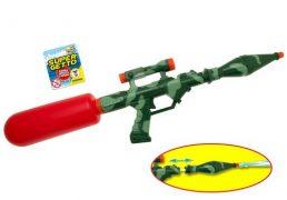 Supergetto Pistola Ad Acqua Militare 70c M