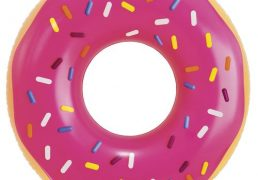 Salvagente Donut Rosa Cm.99x25