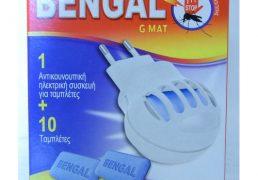 Bengal Insetticida Set Completo 10 Piast
