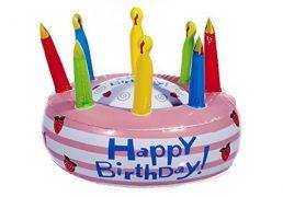 Torta Compleanno Gonfiabile D.26 H.21